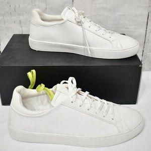 Aldo Men's Armanti Low Top Sneakers White Size 10